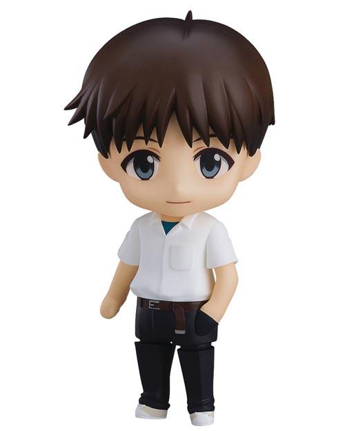 Rebuild of Evangelion Shinji Ikari Nendoroid
