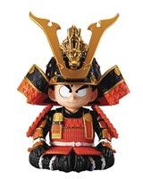 Dragon Ball Kid Goku Japanese Armor & Helmet Figure