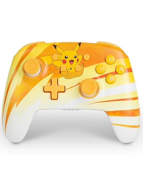 Nintendo Switch Wireless Controller Pokemon Pikachu Joy