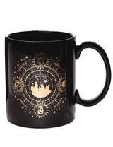Harry Potter Hogwarts Gold & Black Mug