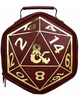 Dungeons & Dragons Die Cut Insulated Lunch Box