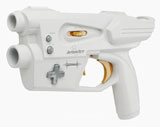 Dreamcast Starfire Lightblaster Gun by Interact