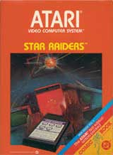 Star Raiders w/ Touch Pad (Atari)