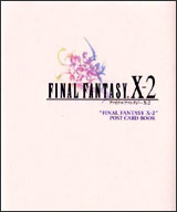 Final Fantasy X-2 Post Card Book