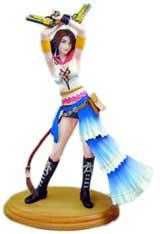 Final Fantasy X-2: Yuna 1/6 Vinyl Statue