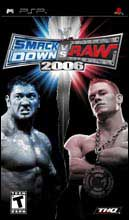 WWE: SmackDown! vs. RAW 2006