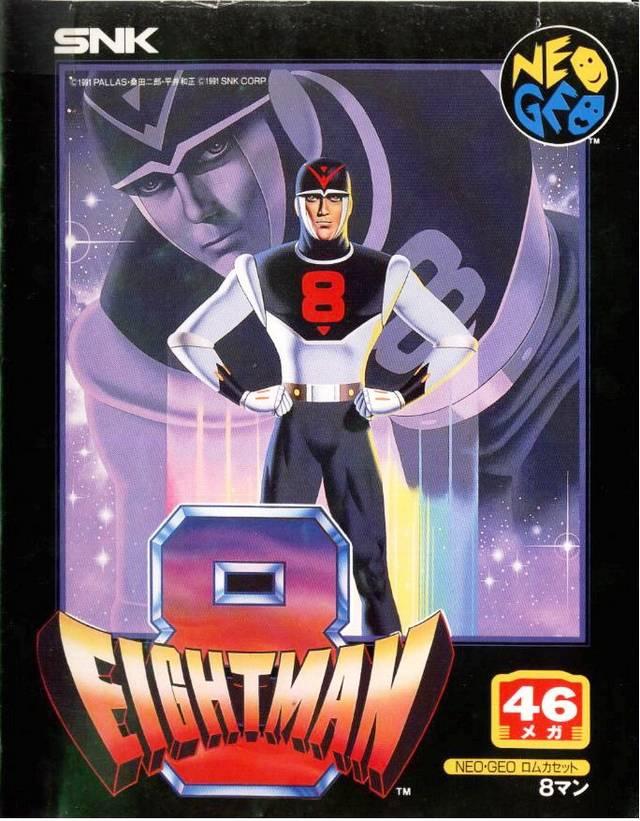 Eightman Neo Geo AES
