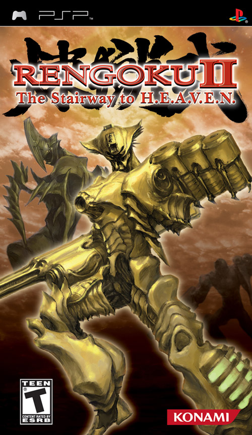 Rengoku II: The Stairway to H.E.A.V.E.N.