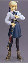 Fate/Stay Night Saber 1/8 Scale PVC Statue