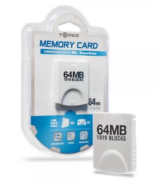 GameCube 64 MB Memory Card