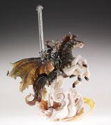 Final Fantasy Master Creatures Odin