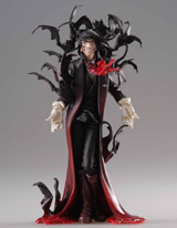 Hellsing: Search & Destroy Alucard Figure
