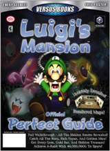 Luigi's Mansion Official Perfect Guide