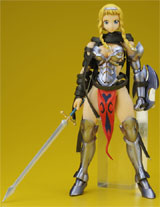 Queen's Blade Reina Exiled Warrior Figure