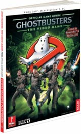 Ghostbusters Official Game Guide