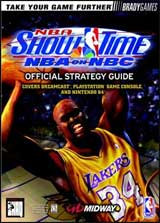 NBA Showtime NBA on NBC Strategy Guide