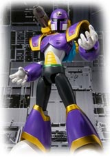 Mega Man X Vile D-Arts Action Figure