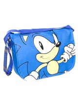 Sonic The Hedgehog Sonic Stroll Messenger Bag