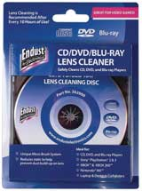 Endust CD DVD BluRay Lens Cleaner