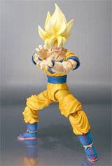 Dragon Ball Z: Super Saiyan Goku S.H.Figuarts Action Figure