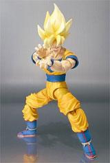 Dragon Ball Z: Super Saiyan Goku S.H.Figuarts Action Figure