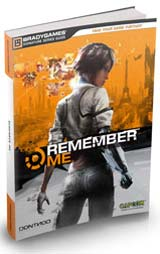 Remember Me Signature Series Strategy Guide by BradyGames