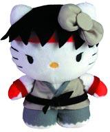 Sanrio x Street Fighter Ryu 6