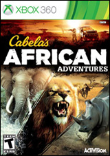 Cabela's African Adventures 2013
