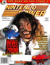Nintendo Power Volume 127 WWF Wrestlemania 2000