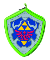 3DS/DS Zelda Hylian Shield Carrying Case