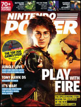 Nintendo Power Volume 196 Harry Potter
