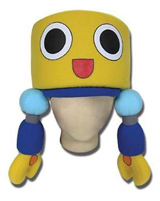 Mega Man Legends: Servbot 14 Inch Plush Hat
