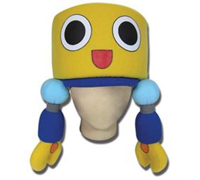 Mega Man Legends: Servbot 14 Inch Plush Hat