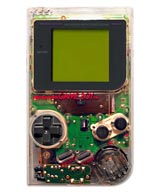 Nintendo Game Boy System Clear