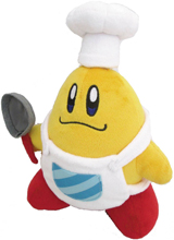 Kirby Chef Kawasaki 8 Inch Plush