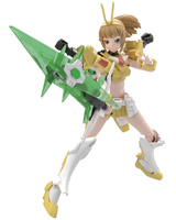 Gundam Build Fighters Winning Fumina 1/144 Scale Model Kit