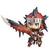 Monster Hunter World: Female Rathalos Armor Nendoroid Deluxe