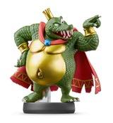 amiibo King K. Rool Super Smash Bros.