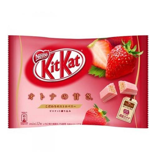 Kit Kat Strawberry 12 Pack