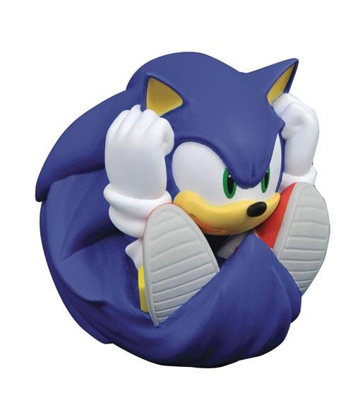 Sonic The Hedgehog Vinyl Coin Bank