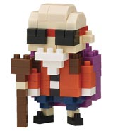 Dragon Ball Z Master Roshi Nanoblock Set