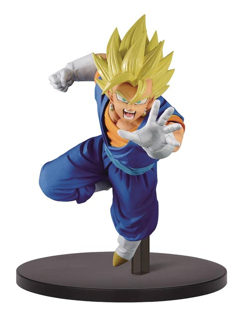 Dragon Ball Super: Chosenshi Retsuden V2 Super Saiyan Vegito Figure