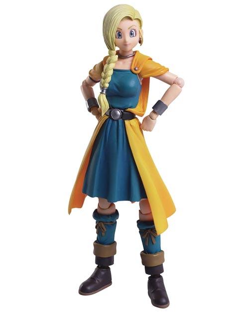 Dragon Quest V Bianca Bring Arts Action Figure
