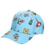 Spongebob Squarepants Kamp Koral All Over Print Hat