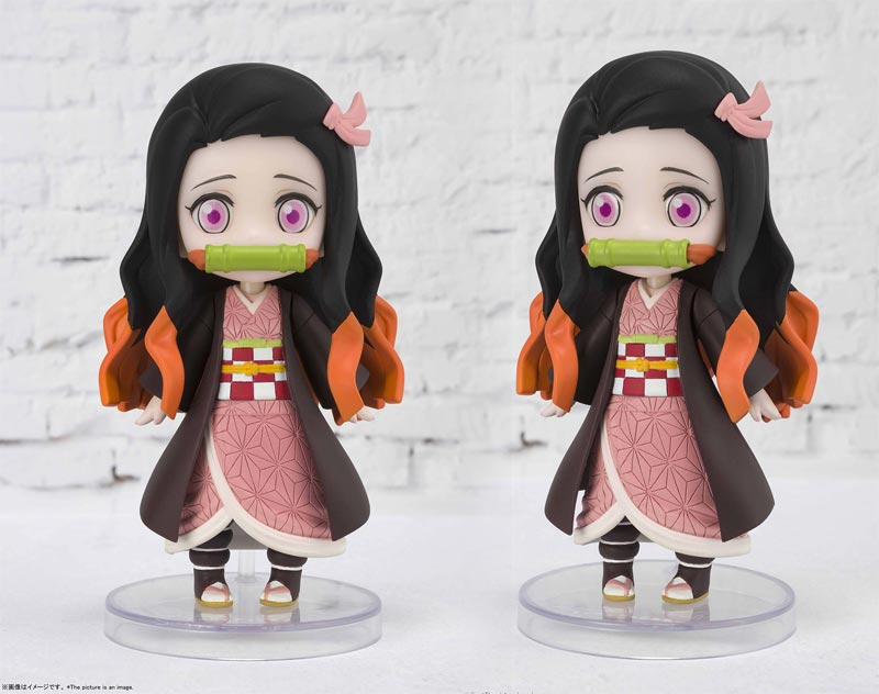 Demon Slayer Nezuko Figuarts Mini Figure extra img