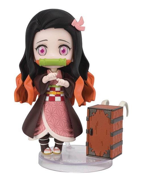 Demon Slayer Nezuko Kamado Figuarts Mini Figure