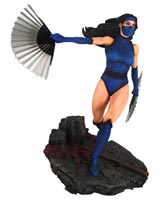 Mortal Kombat 11 Gallery Kitana PVC Statue