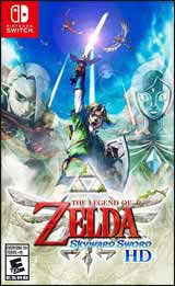 Legend of Zelda: Skyward Sword HD