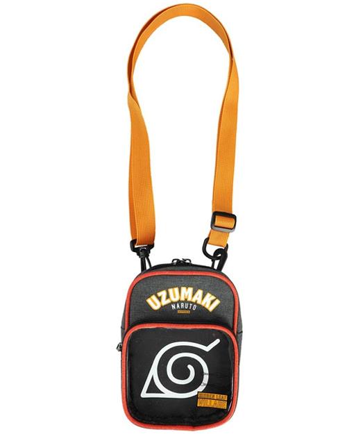 Naruto Shippuden Hidden Leaf Village Crossbody Ita Bag