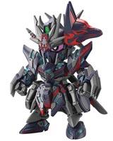 SD Gundam World Heroes 06 Sasuke Delta Gundam Model Kit